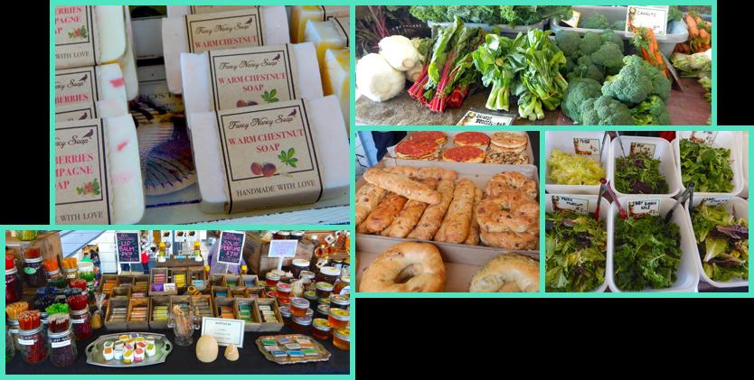 farmers' market pics